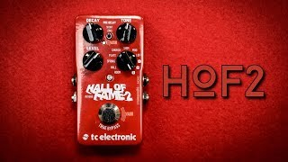 TC Electronic HOF2 - More Review than you can take!