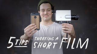 Niles Gives You 5 Tips For Shooting A Short Film