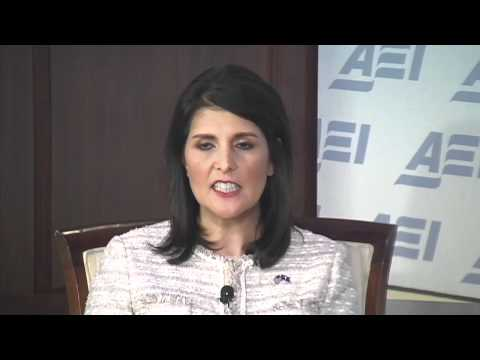 Nikki Haley: The Importance of Government Accountability