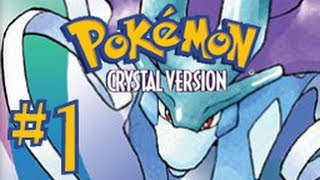 Pokemon Crystal (Randomized) - Part 1: Mareep, I... Guess I