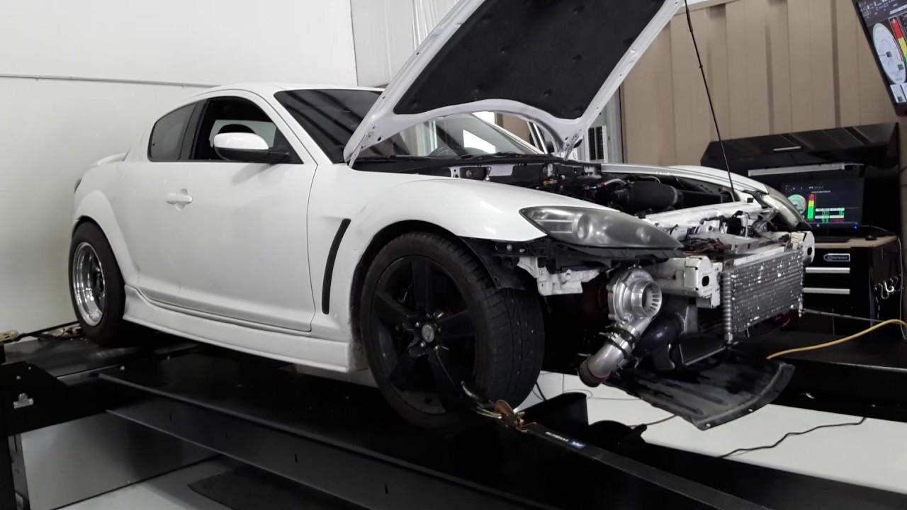 2005 Mazda rx8 LS twin turbo