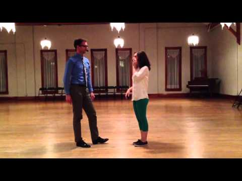 Frankie's Favorites: Week 4 (Hip Shake, Hip Grab, Hopscotch, A-frame)