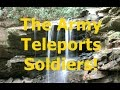 Army Successfully Teleports Soldiers