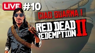 #10 ON QUITTE GUARMA - RED DEAD REDEMPTION 2 [LIVE HD60 FR]