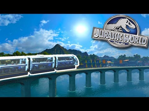 Lego Jurassic World | RAPTOR TRANSPORT! | Lego Jurassic World HD Gameplay - Part 1