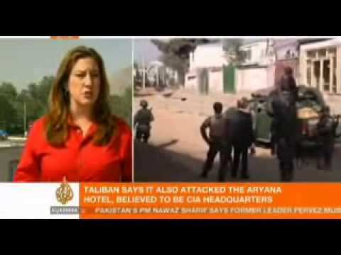 RAW: Taliban Attacks CIA Headquarters, Presidential Palace in Afghanistan, All Assailants Dead