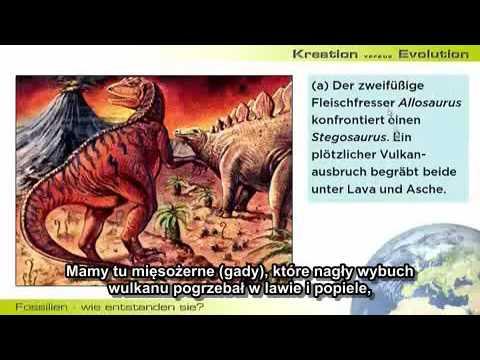 Walter Veith - Dewolucja i kreacjonizm cz.3