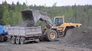 Nordberg Lokotrack Crushers - Volvo EC460CL - L220F OptiShift
