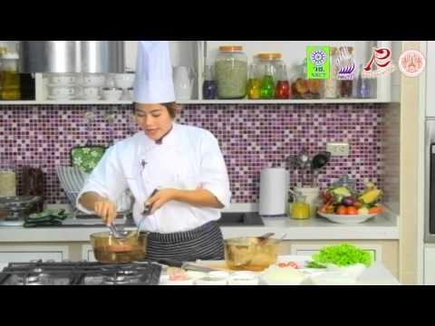 ตำรับอาหารไทยออนไลน์ฯ - ยำวุ้นเส้น