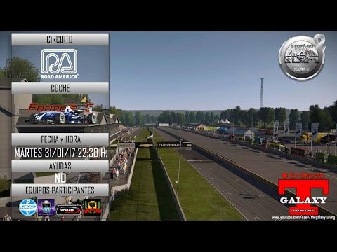 S&G | II Grand Slam - Road America - Formula C | Project Cars