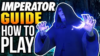» IMPERATOR Killstreak « - So spielt man den Imperator in Star Wars Battlefront (Schurken Guide)
