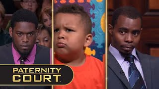 Woman Had Relations With Man She Met On A Train (Full Episode)   Paternity Court