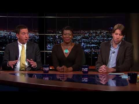 Glenn Greenwald discussing American intervention on Bill Maher