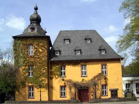 Cities of Germany , Bergisch Gladbach, park ,leisure, tourism, history, women