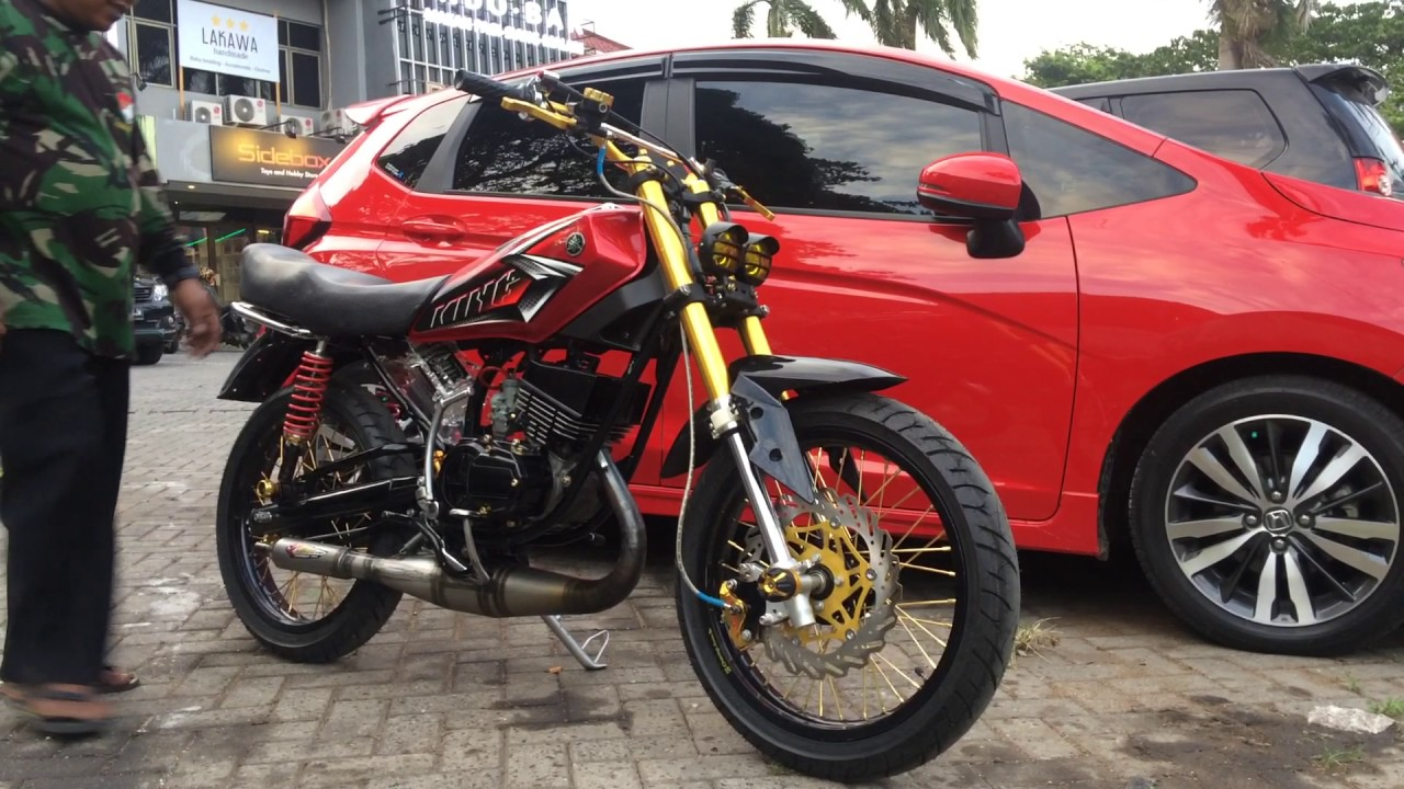 96 Foto Modifikasi Motor King Terbaru  TeaModifikasi