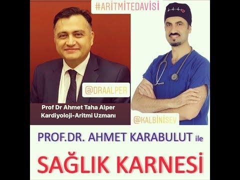 KALP RİTİM BOZUKLUĞUNDA ABLASYON TEDAVİSİ - PROF DR AHMET TAHA ALPER - PROF DR AHMET KARABULUT