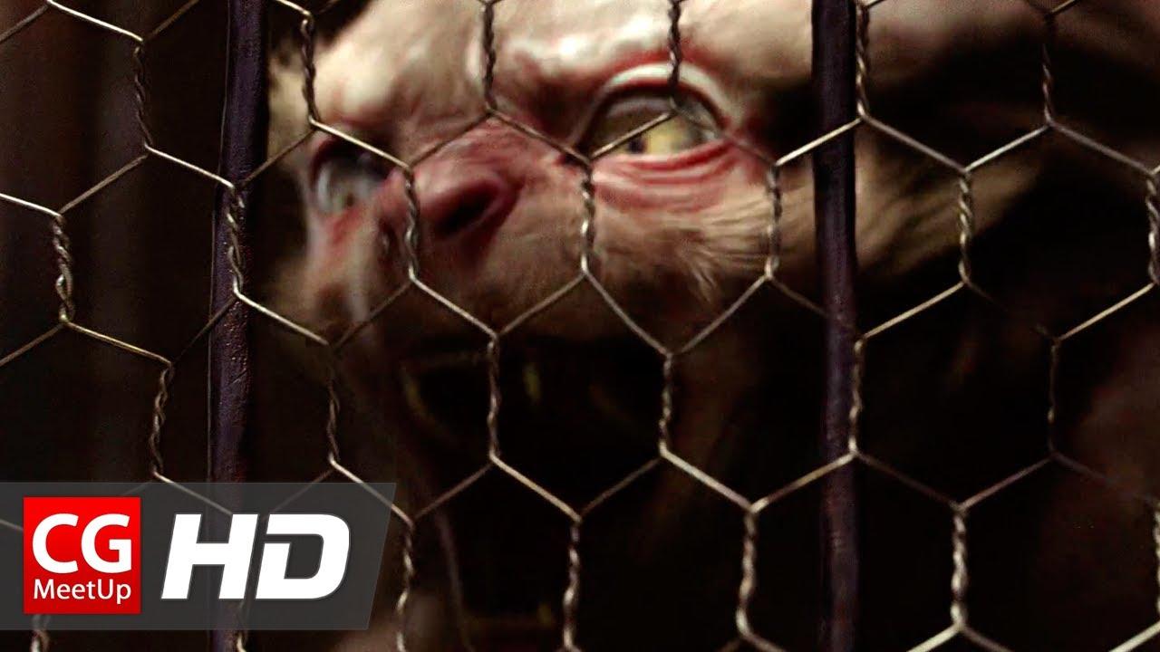 Cgi Vfx Short Trailer Hd The Ningyo Trailer By Miguel Ortega And Tran Ma Cgmeetup Youtube
