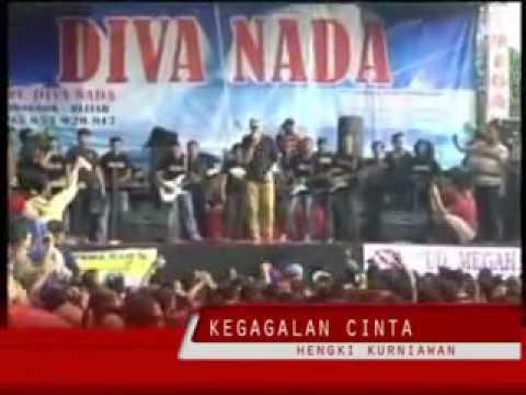KEGAGALAN CINTA - Henky Kurniawan - OM Diva Nada - Kebon Duren - Ponggok Blitar