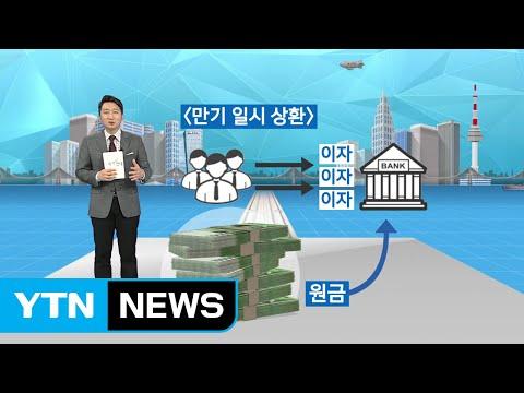 [재테크 쏙쏙] 금리 오를 때 유리한 대출 따로 있다 / YTN (Yes! Top News)