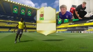 OMFG LUCKIEST FIFA 17 PACKS EVER (Fifa 17 Best Pack Opening's)