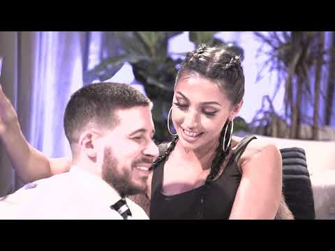 Switcheroo? Elle Pursues Pauly D After Making a Connection with Vinny on Double Shot at Love