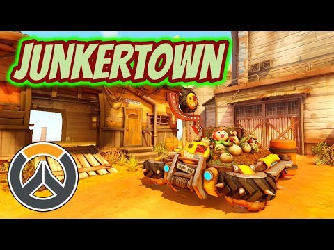 Overwatch   Junkertown - First Try Your Videos on VIRAL CHOP VIDEOS