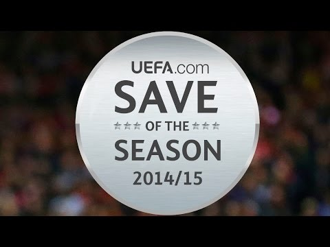 Neuer, Hart, Buffon? 2014/15 Save of the Season nominees