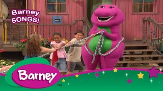 Barney|SONGS|When We Play Together