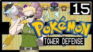 POKEMON TOWER DEFENSE WALKTHROUGH - VERMILION CITY GYM