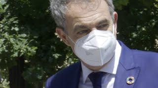 Zapatero espera que en cuatro años se encauce la solución en Cataluña