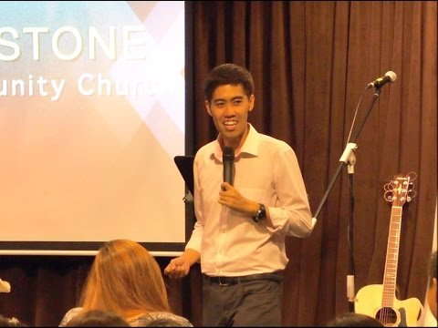 """""""Developing a Wealthy Mindset"""" by Ps. Sng Peh Han @ CMCC Singapore"""