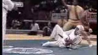 taekwondo KO best