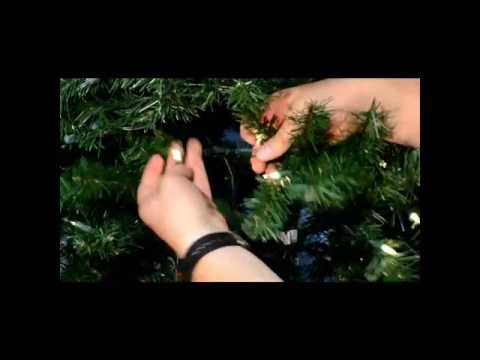 How to Restring Your Prelit Tree