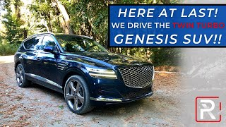 The 2021 Genesis GV80 3.5T is the Genesis SUV We've Been Waiting a Long Time For