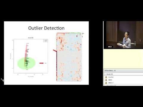 "Metabolomics Data Processing and Statistical Analysis,Jianguo ""Jeff"" Xia"