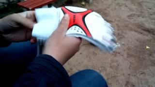 Обзор вратарских перчаток