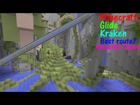 Minecraft  Glide  Kraken  Previous Best route
