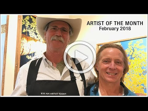 Tim Althauser - Artist of the Month - February 2018