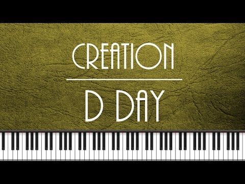 Synthesia [Piano Tutorial] Creation - D day