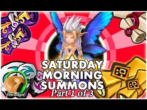 Download SUMMONERS WAR : Saturday Morning Summons - 400+ Mystical, LD & Legendary Scrolls - (11/26/16 - 1of3)