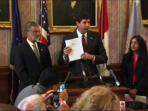 DOJ, Cleveland Reach Settlement on Police Force
