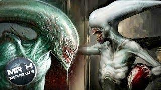 Alien Covenant Neomorph vs Xenomorph