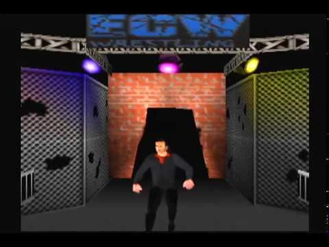 ECW Hardcore Revolution Entrances - Cyrus the Virus (N64)