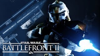 The Blasters of Star Wars Battlefront II - Assault on Theed