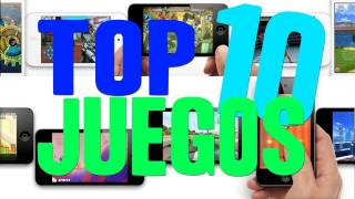 TOP 10 JUEGOS PARA IPHONE IPOD TOUCH & IPAD