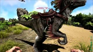 Ark : Survival Evolved - Récupérer Ses Structures/Personnages - royleviking [FR HD PC]