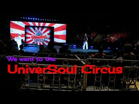 We went to the Universoul Circus | Miko Ford Vlogs
