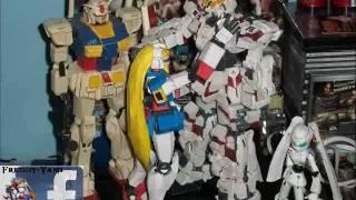 Nobel Gundam Papercraft