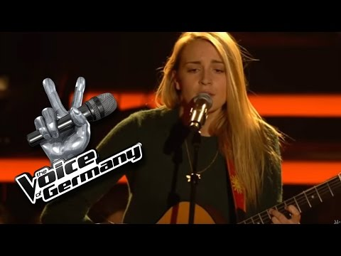 Fragile - Sting | Isabel Ment Cover | The Voice of Germany 2015 | Knockouts