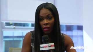 Golden Brooks Talks Decision To Do Reality TV, Self-Esteem Issues & Girlfriends Movie